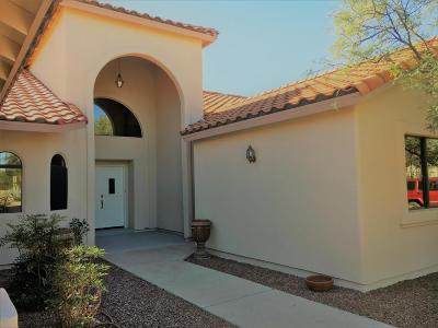 Oro Valley Single Family Home For Sale: 227 W Granite Canyon Place