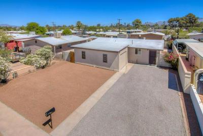 Tucson Single Family Home For Sale: 3715 E 28th Street