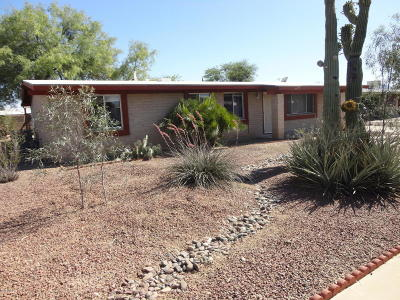 Tucson Single Family Home For Sale: 2437 W Sumaya Way