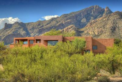 Tucson AZ Single Family Home For Sale: $625,000