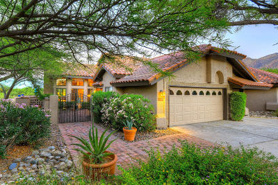 Tucson Townhouse For Sale: 7116 E Grey Fox Lane