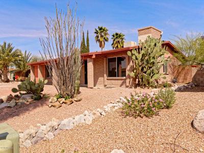 Tucson AZ Single Family Home For Sale: $161,000