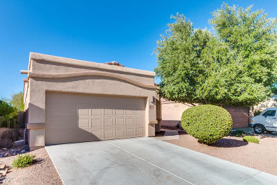 Sahuarita Single Family Home For Sale: 121 E Corte Rancho Bonito