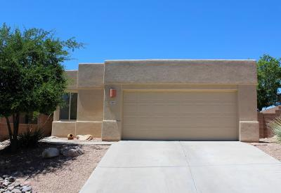 Tucson Single Family Home For Sale: 5117 N Sabino Fairway Place