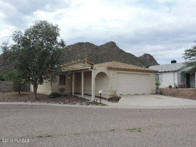 Tucson Single Family Home For Sale: 3285 W Athenee Court