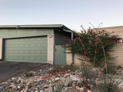Tucson AZ Townhouse For Sale: $174,600