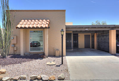 Green Valley Townhouse For Sale: 3093 S Calle Pueblo