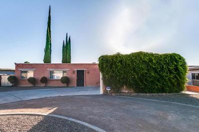 Tucson AZ Single Family Home For Sale: $225,000