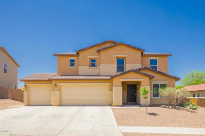Vail AZ Single Family Home For Sale: $236,995