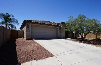 Tucson Single Family Home Active Contingent: 15181 N Canter Place