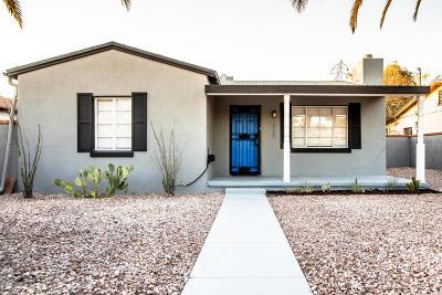 Tucson Single Family Home For Sale: 1019 E Copper Street