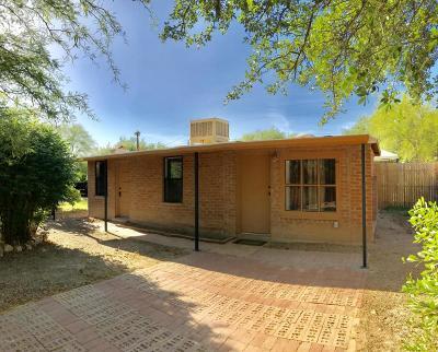 Tucson Single Family Home For Sale: 5712 W Montana Street