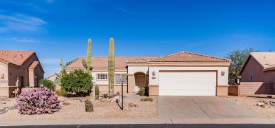 Green Valley AZ Single Family Home For Sale: $219,900