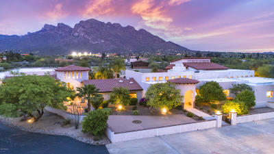 Oro Valley Single Family Home For Sale: 9410 N Calle Loma Linda