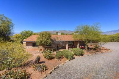 Tucson Single Family Home For Sale: 7761 S Avenida De Pina