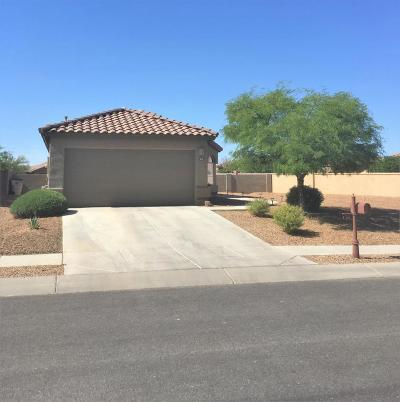Sahuarita Single Family Home For Sale: 744 W Calle Coroza