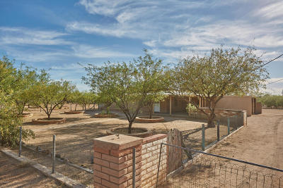 Tucson Single Family Home For Sale: 4802 S Deaver Road