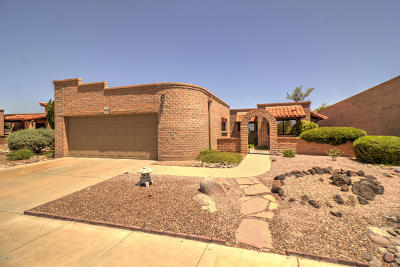 Green Valley AZ Single Family Home For Sale: $175,000