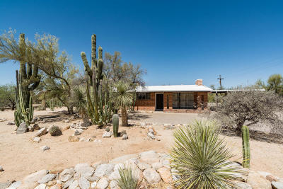 Tucson Single Family Home For Sale: 9045 N Shadow Mountain Drive