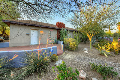 Tucson Single Family Home For Sale: 3701 E 4th Street
