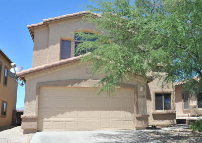 Tucson Single Family Home For Sale: 7485 E Fair Meadows Loop