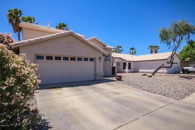 Tucson Single Family Home For Sale: 7061 W Amarante Drive
