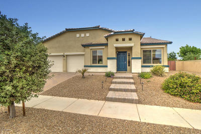 Sahuarita Single Family Home For Sale: 220 W Calle Las Tunas
