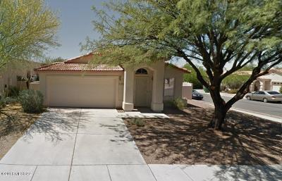 Oro Valley Single Family Home Active Contingent: 102 E Elixir Place