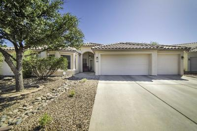 Tucson Single Family Home Active Contingent: 8348 N Mammoth Drive