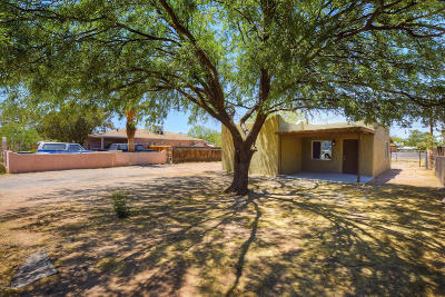Tucson Single Family Home For Sale: 114 W Tennessee Street