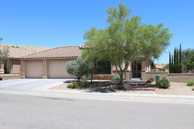 Green Valley Single Family Home For Sale: 1020 W Placita Vargas