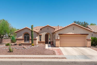 Continental Ranch Sunflower Single Family Home For Sale: 7682 W Starry Night Lane