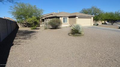 Tucson AZ Single Family Home For Sale: $167,500