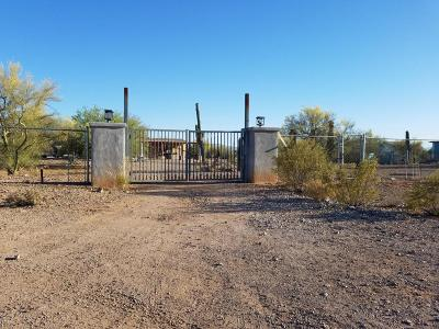 Tucson Residential Lots & Land For Sale: 8901 W Bopp Road