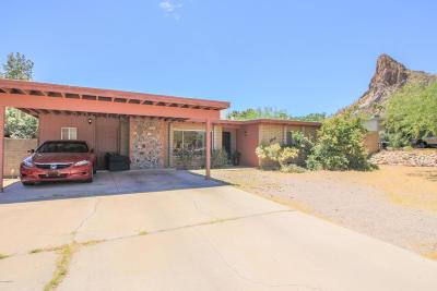 Tucson AZ Single Family Home For Sale: $173,750