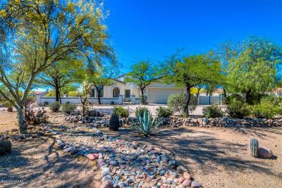 Tucson Single Family Home For Sale: 6565 W Crestwind Road