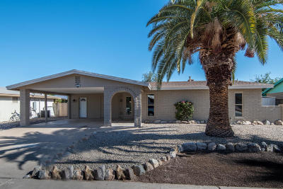 Tucson AZ Single Family Home For Sale: $264,950