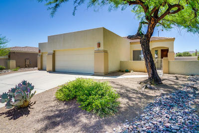 Oro Valley Single Family Home For Sale: 13911 N Eddington Place