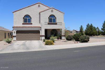 Tucson AZ Single Family Home For Sale: $295,000