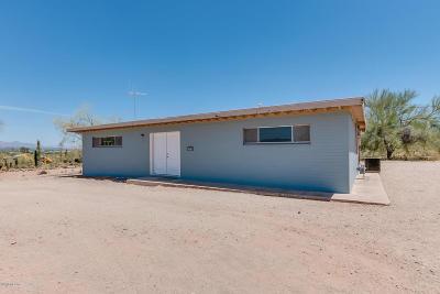 Tucson AZ Single Family Home For Sale: $227,000