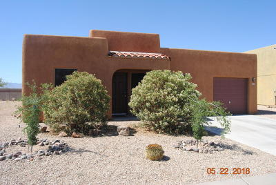 Tucson AZ Single Family Home For Sale: $135,000