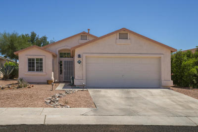 Tucson AZ Single Family Home For Sale: $193,500