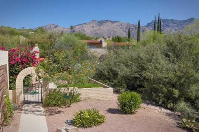 Tucson Townhouse For Sale: 5681 E Paseo Del Cenador