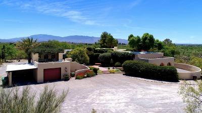 Pima County Single Family Home For Sale: 8451 E Cloud Road