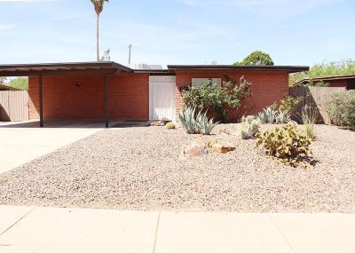 Tucson Single Family Home For Sale: 6587 N Positano Way