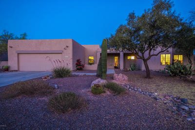 Tucson Single Family Home For Sale: 11574 N Verch Way
