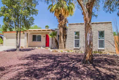 Tucson Single Family Home For Sale: 7612 N Dido Place