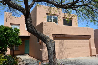 Tucson Single Family Home For Sale: 6683 E Crimson Sage Drive