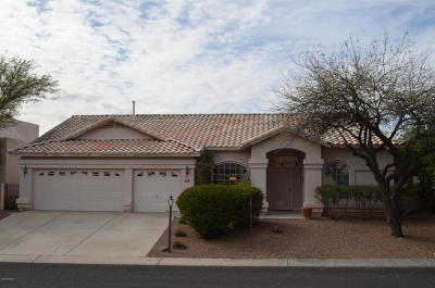 Oro Valley Single Family Home For Sale: 1912 W Muirhead Loop