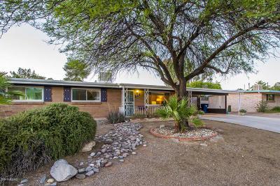 Tucson Single Family Home For Sale: 5235 E Alberta Drive